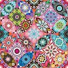 Moroccan bazaar | pink by camcreativedk