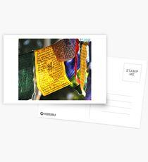 Prayer Flags Postcards