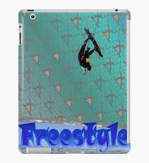 Freestyle kiting iPad Case/Skin