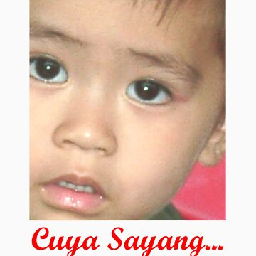 Cuya sayang... my nephew from kyoto by redbubrez
