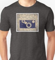Argus Camera - Vintage Color Slim Fit T-Shirt