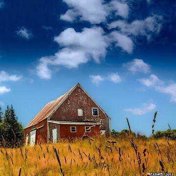 Old Barn in Cape Breton by kenmo