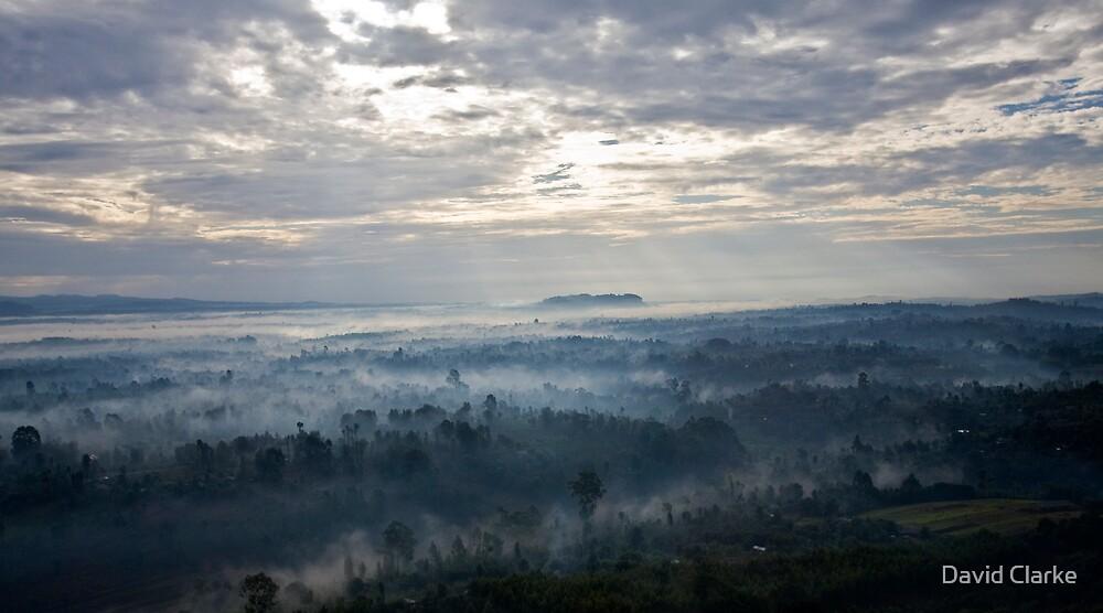 Kenyan Dawn by David Clarke