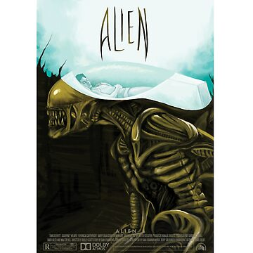Alien by RebekahLynne