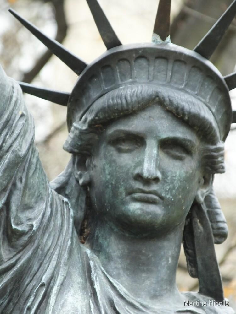 Statue of Liberty by Martina Nicolls