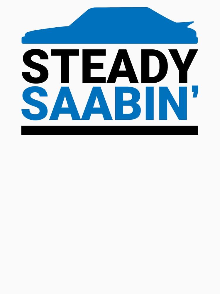 Saab 900 - Steady Saabin ' von saabthehague
