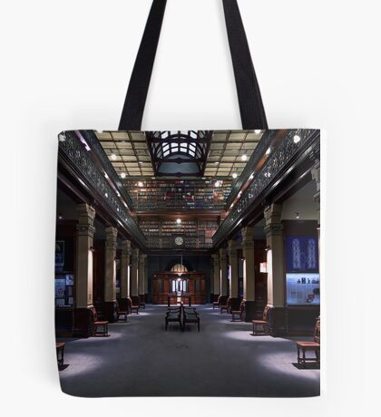 Mortlock Library - Lower Level. Tote Bag