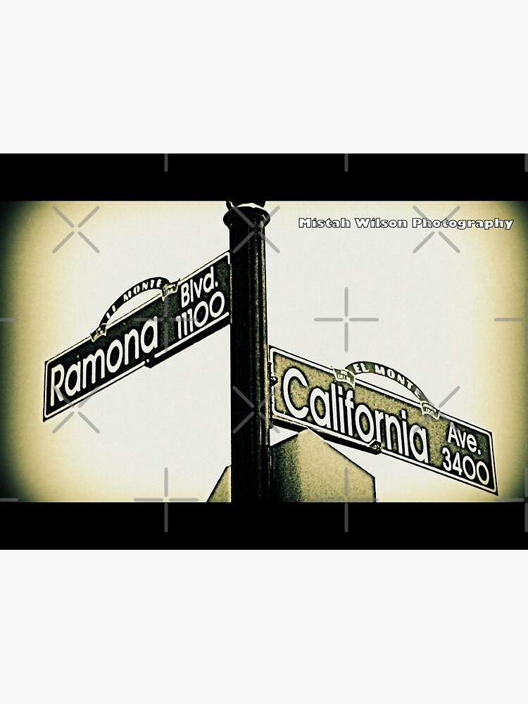 Ramona & California1 El Monte CA by Mistah Wilson Photography by MistahWilson