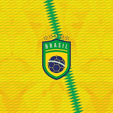Brasil Football by fimbisdesigns