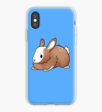 Bunny Grump iPhone Case