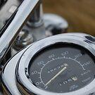 Chrome speedo by Xavier Russo
