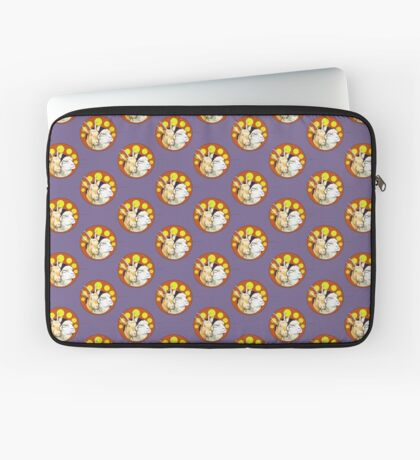 Sheep and Goat Friends Laptop Sleeve
