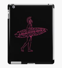 Indian Surfer iPad Case/Skin