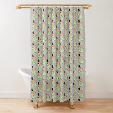 Simply Tardigrade Shower Curtain