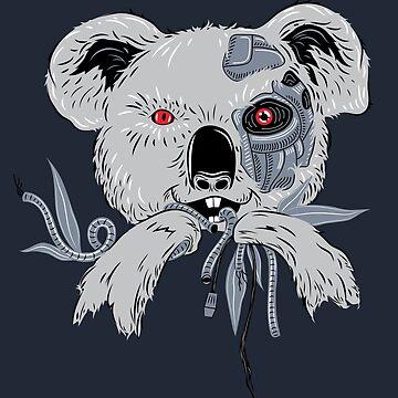 Koala Bear Terminator by grebenru