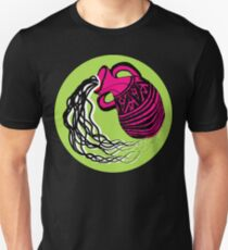 AQUARIOUS GREEN MOON T-Shirt