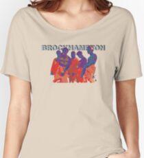 brockhampton Women's Relaxed Fit T-Shirt