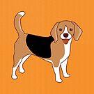 Beagle Dog by TinyBee
