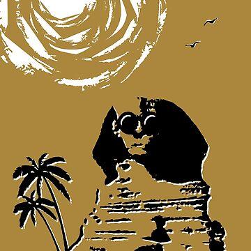 Sunshine Sentinel (Gold) by Bronzarino