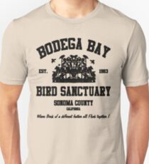 BODEGA BAY BIRD SANCTUARY Slim Fit T-Shirt