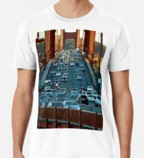 Camiseta premium Golden Gate Bridge