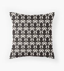 A Study in 221B Throw Pillow