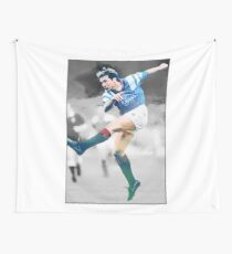 Glasgow Rangers Legend Super Ally McCoist Wall Tapestry