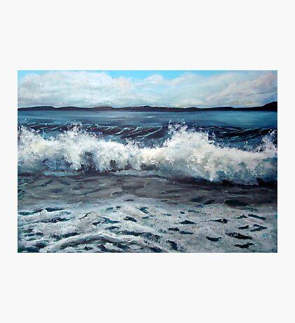 Wave Photographic Print