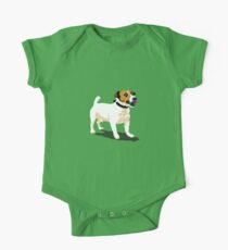 Jack Russell One Piece - Short Sleeve