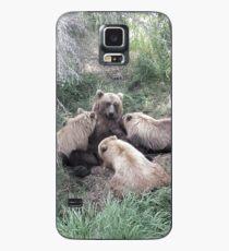 Feeding Time in Katmai National Park Case/Skin for Samsung Galaxy