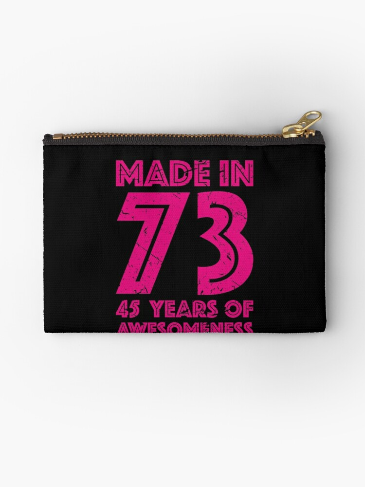 45th Birthday Gift Adult Age 45 Year Old Women Womens