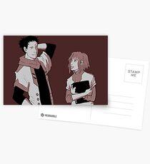 obiyuki Postcards