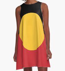 Aboriginal A-Line Dress
