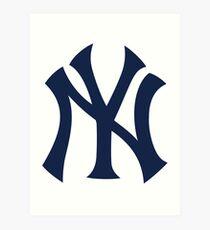 Yankees Art Print