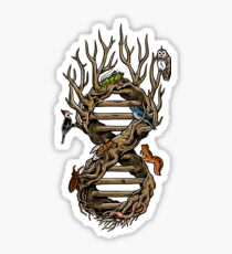 Infinitree of Life Sticker