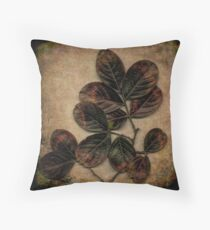 Crepe Myrtle #2 Throw Pillow