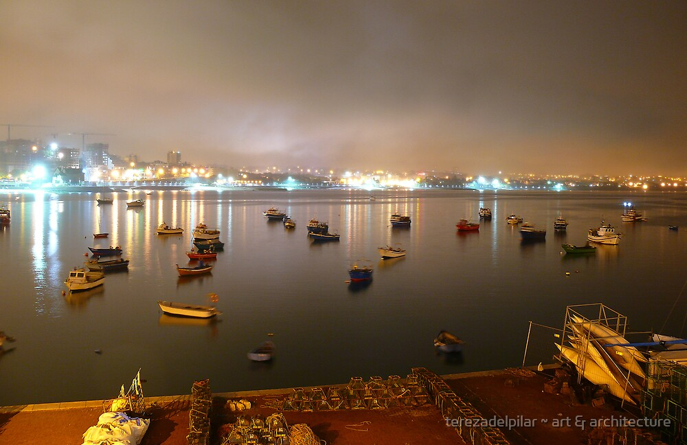 the bay.... Baía de Cascais by terezadelpilar ~ art & architecture
