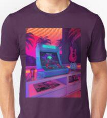 Camiseta unisex Arcade Dreams