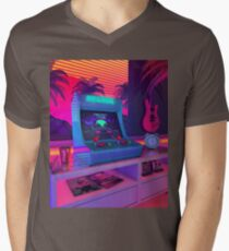 Arcade Dreams Men's V-Neck T-Shirt