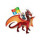 Ninja Cat Dragon by estruyf