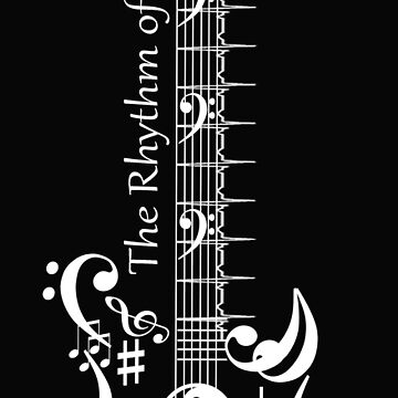 Guitar - Rhythm of Life  by saleire