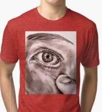 Open Your Eye(s) Tri-blend T-Shirt