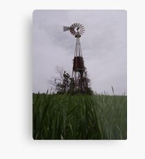 Alternative To Energy Metal Print
