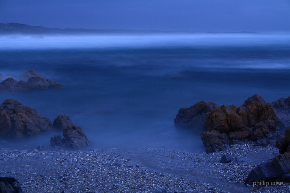 ...midnight blue by phillip wise