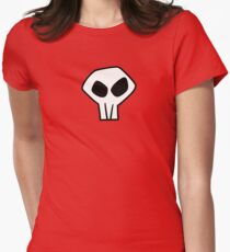 Gaige  Womens Fitted T-Shirt