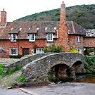 Allerford Cottage by Dave Law