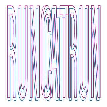 Código de neón RunCatRun de runcatrun