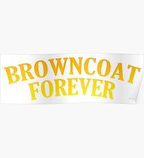 Browncoat forever Poster