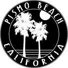 "Pismo Beach California 3"" Decal Sticker Surfing Pacific Ocean Surf by MyHandmadeSigns"
