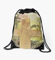 The Old Cross Drawstring Bag